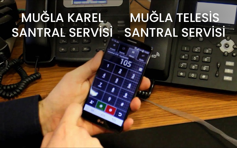 Muğla Karel Teknik Servisi